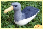 Run Red Run Needle Felted Albatross